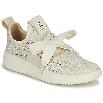 Schuhe Damen Sneaker Low Armistice VOLT ONE W Beige
