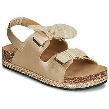 Schuhe Damen Sandalen / Sandaletten Armistice COLINE KNOT W Gold