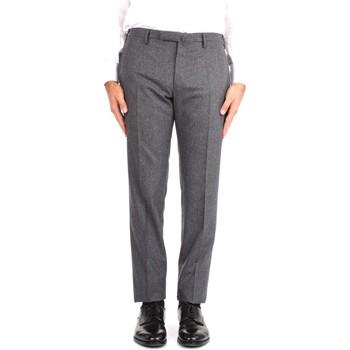Kleidung Herren Anzughosen Incotex 1T0030 1721T Grau