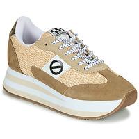 Schuhe Damen Sneaker Low No Name FLEX M JOGGER Braun / Beige