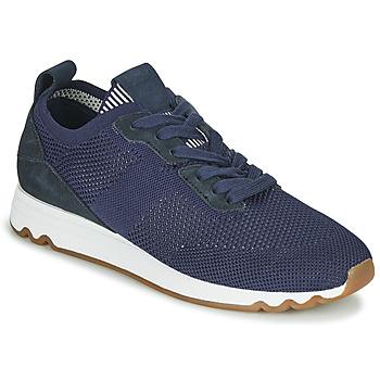 Schuhe Herren Sneaker Low Schmoove KITE RUNNER Blau