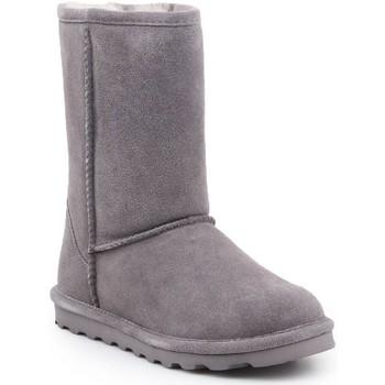 Schuhe Damen Schneestiefel Bearpaw Winterschuhe  1962W GRAY FOG 051 grau
