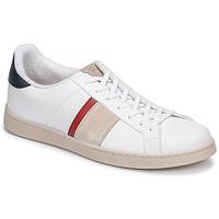 Schuhe Herren Sneaker Low Victoria TENIS VEGANA DETALLE Weiss / Blau