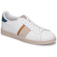 Schuhe Herren Sneaker Low Victoria TENIS VEGANA DETALLE Weiss