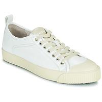 Schuhe Damen Sneaker Low Blackstone VL61 Weiss