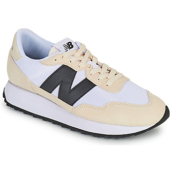 Schuhe Herren Sneaker Low New Balance 237 Weiss / Schwarz