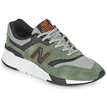 Schuhe Herren Sneaker Low New Balance 997 Kaki / Orange