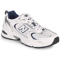 Schuhe Sneaker Low New Balance 530 Weiss / Silbern