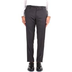 Kleidung Herren Chinohosen Incotex 1T0030 1393T Grau