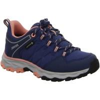 Schuhe Mädchen Wanderschuhe Meindl Bergschuhe ONTARIO JR. GTX 2109-29 blau