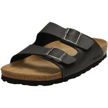 Schuhe Herren Pantoletten / Clogs Rohde Offene Grado 5920/82 schwarz