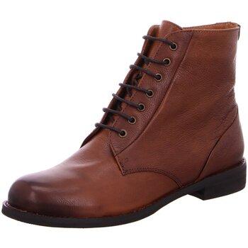 Schuhe Damen Stiefel Everybody Stiefeletten 29850A2381 Azalea braun