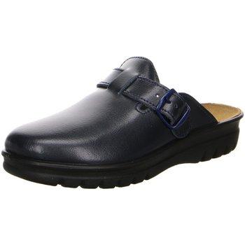 Schuhe Damen Pantoletten / Clogs Romika Westland Pantoletten METZ 303 G 31303/95/505 blau