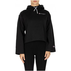 Kleidung Damen Sweatshirts Champion HOODED SWEATSHIRT kk001-nbk
