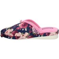 Schuhe Damen Hausschuhe De Fonseca VERONA I W500 ROSA