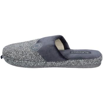 Schuhe Herren Pantoffel De Fonseca ROMA TOP I M631 GRAU