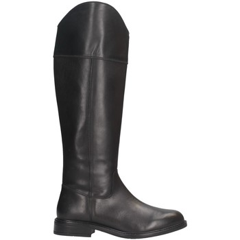 Schuhe Damen Klassische Stiefel Woz 20145ETHAN Stiefel Frau SCHWARZ SCHWARZ
