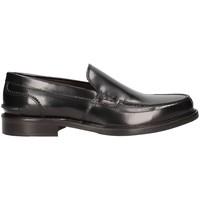 Schuhe Herren Slipper Arcuri 300-6 Bummler Mann Schwarz Schwarz