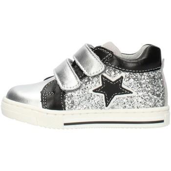 Schuhe Mädchen Sneaker Low Balocchi 606224 Silber