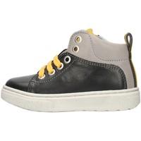 Schuhe Jungen Sneaker High Balocchi 601728 Schwarz