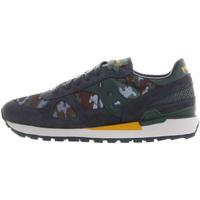 Schuhe Herren Sneaker Low Saucony - Shadow original blu/camo S2108-761 BLU