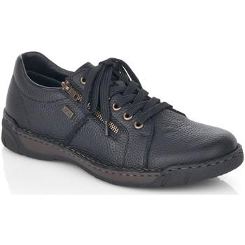 Schuhe Herren Sneaker Low Diverse Schnuerschuhe B0321-00 schwarz
