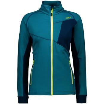 Kleidung Damen Trainingsjacken Cmp Sport WOMAN JACKET 30G2256 M608 türkis