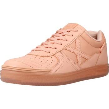 Schuhe Mädchen Sneaker Low Munich G-3 KID M0NOCHROME Rosa