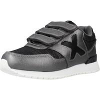 Schuhe Jungen Sneaker Low Munich DASH KID VCO Grau