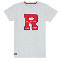 Kleidung Jungen T-Shirts Redskins TSMC180161-BLENDED-GREY Grau