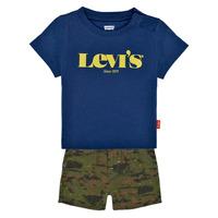 Kleidung Jungen Kleider & Outfits Levi's 6EC678-U29 Multicolor