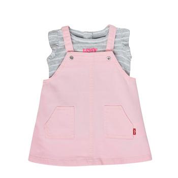 Kleidung Mädchen Kleider & Outfits Levi's 1ED091-A4U Rose