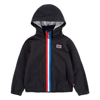 Kleidung Jungen Jacken Levi's 9EC747-023 Schwarz