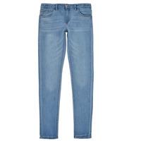 Kleidung Mädchen Röhrenjeans Levi's 710 SUPER SKINNY Blau