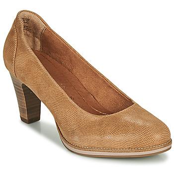 Schuhe Damen Pumps Tamaris FEELINA Braun