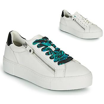 Schuhe Damen Sneaker Low Tamaris MILANIA Weiss