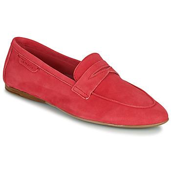 Schuhe Damen Slipper Tamaris LIMONA Korallenrot