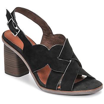 Schuhe Damen Sandalen / Sandaletten Tamaris NOAMY Schwarz