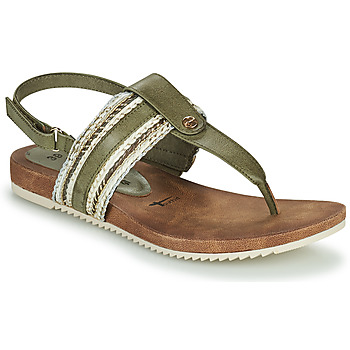 Schuhe Damen Sandalen / Sandaletten Tamaris LOCUST Pistazie