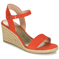Schuhe Damen Sandalen / Sandaletten Tamaris LIVIAN Rot
