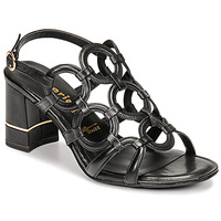Schuhe Damen Sandalen / Sandaletten Tamaris DALINA Schwarz