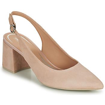 Schuhe Damen Pumps Geox D BIGLIANA A Beige