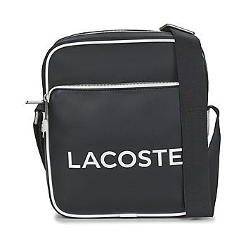 Taschen Herren Geldtasche / Handtasche Lacoste ULTIMUM Schwarz