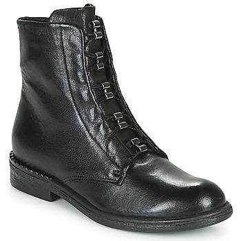 Schuhe Damen Boots Mjus PALLY Schwarz