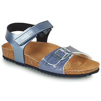 Schuhe Mädchen Sandalen / Sandaletten Geox ADRIEL GIRL Blau