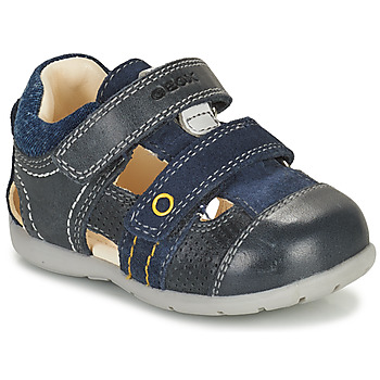 Schuhe Jungen Sandalen / Sandaletten Geox KAYTAN Marine