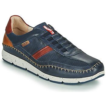 Schuhe Herren Sneaker Low Pikolinos FUENCARRAL M4U Blau