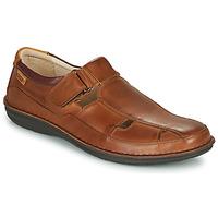 Schuhe Herren Sandalen / Sandaletten Pikolinos SANTIAGO M8M Braun
