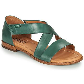 Schuhe Damen Sandalen / Sandaletten Pikolinos ALGAR W0X Blau
