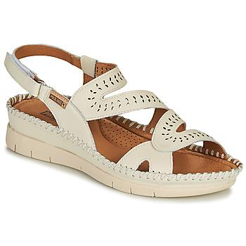 Schuhe Damen Sandalen / Sandaletten Pikolinos ALTEA W7N Weiss